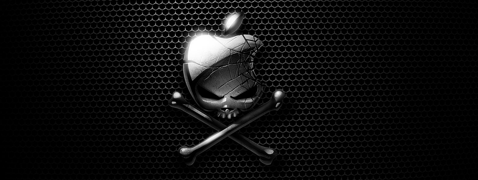 Mac Pirata con cara de mala