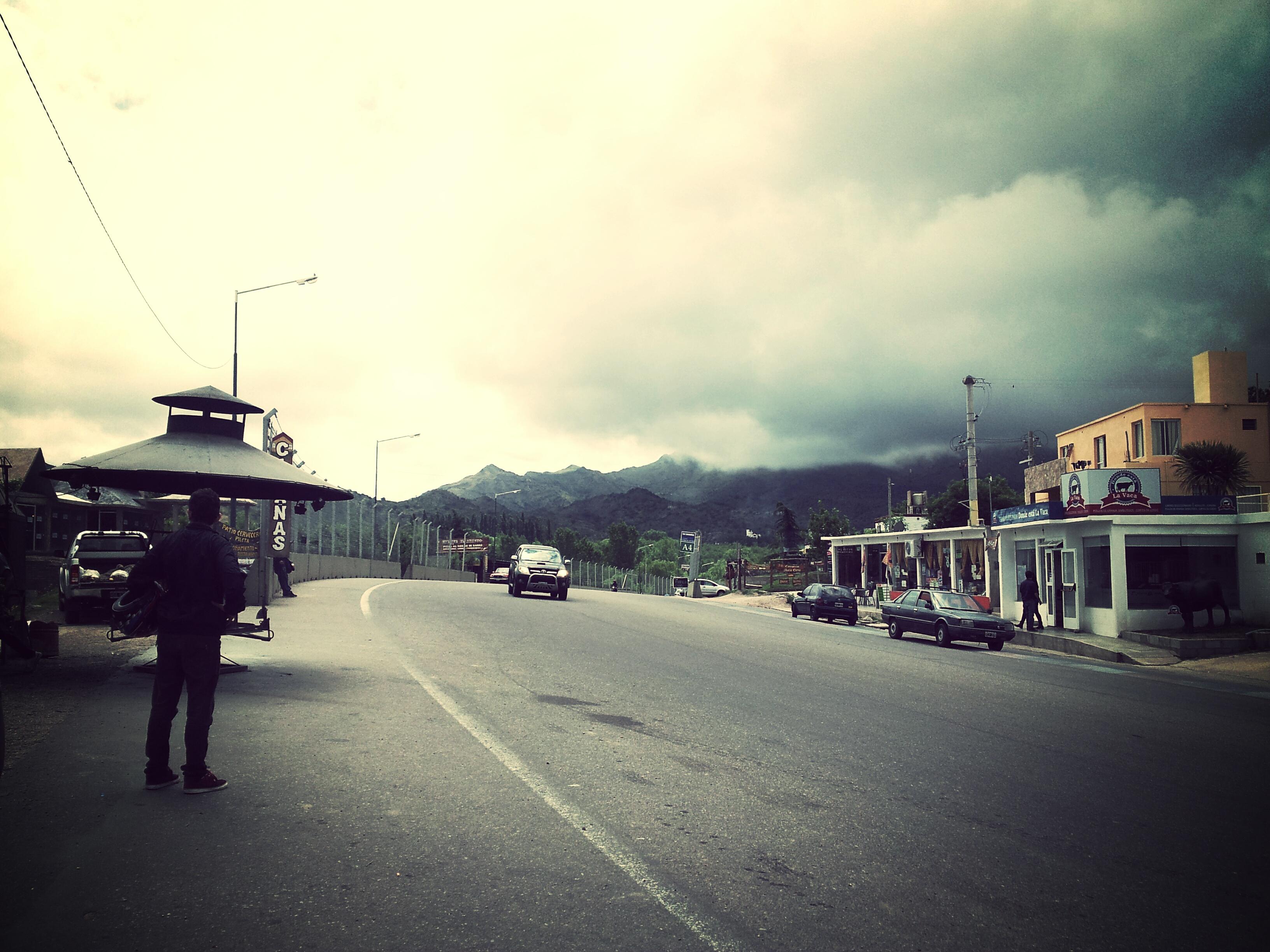 Montañas Nubosas